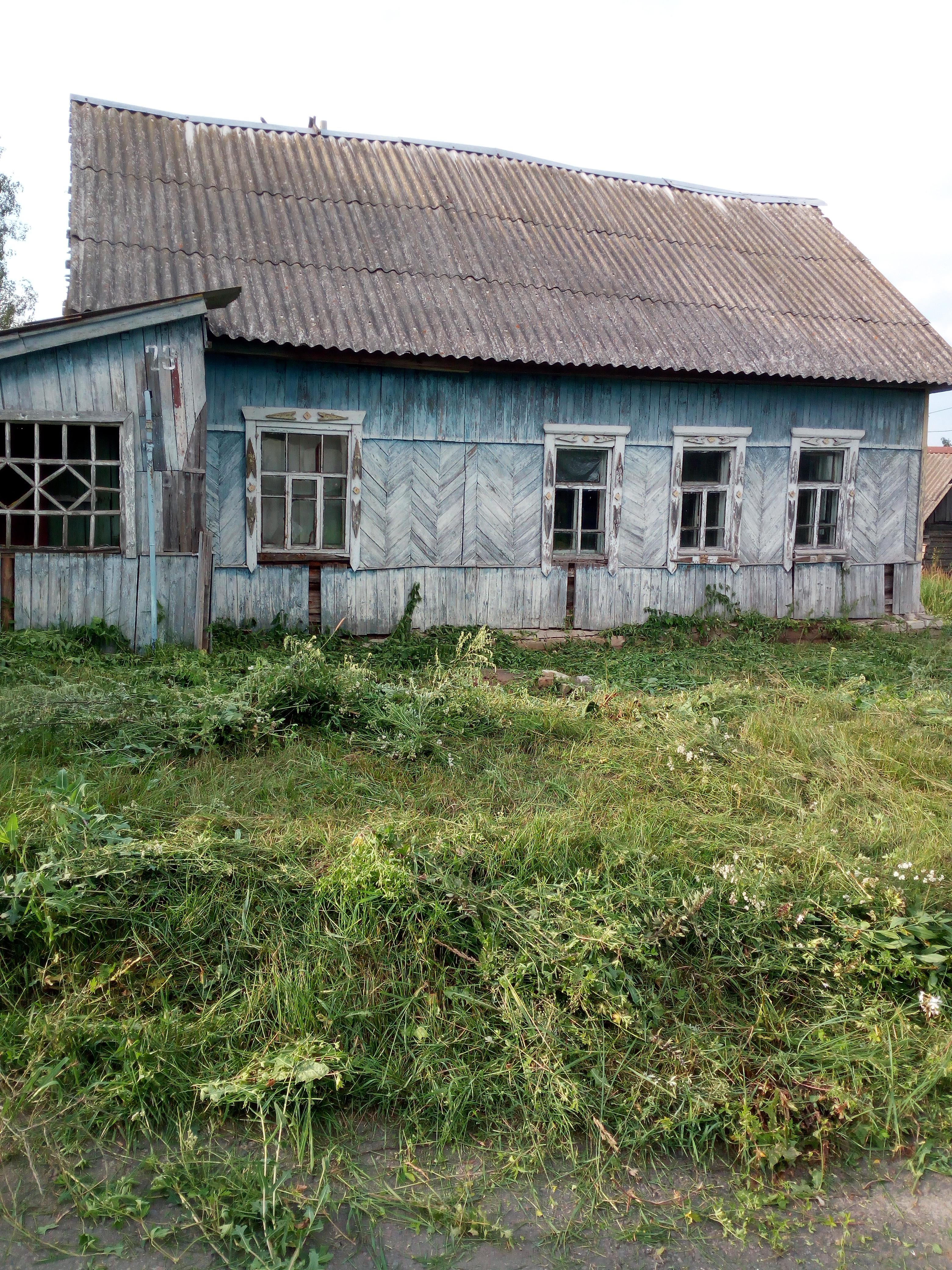 Дом в Чернетово