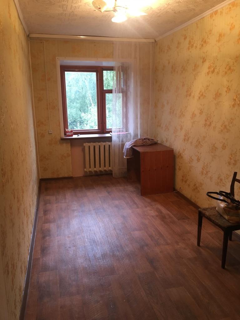 Комната в общежитии на ост.»Мечта»