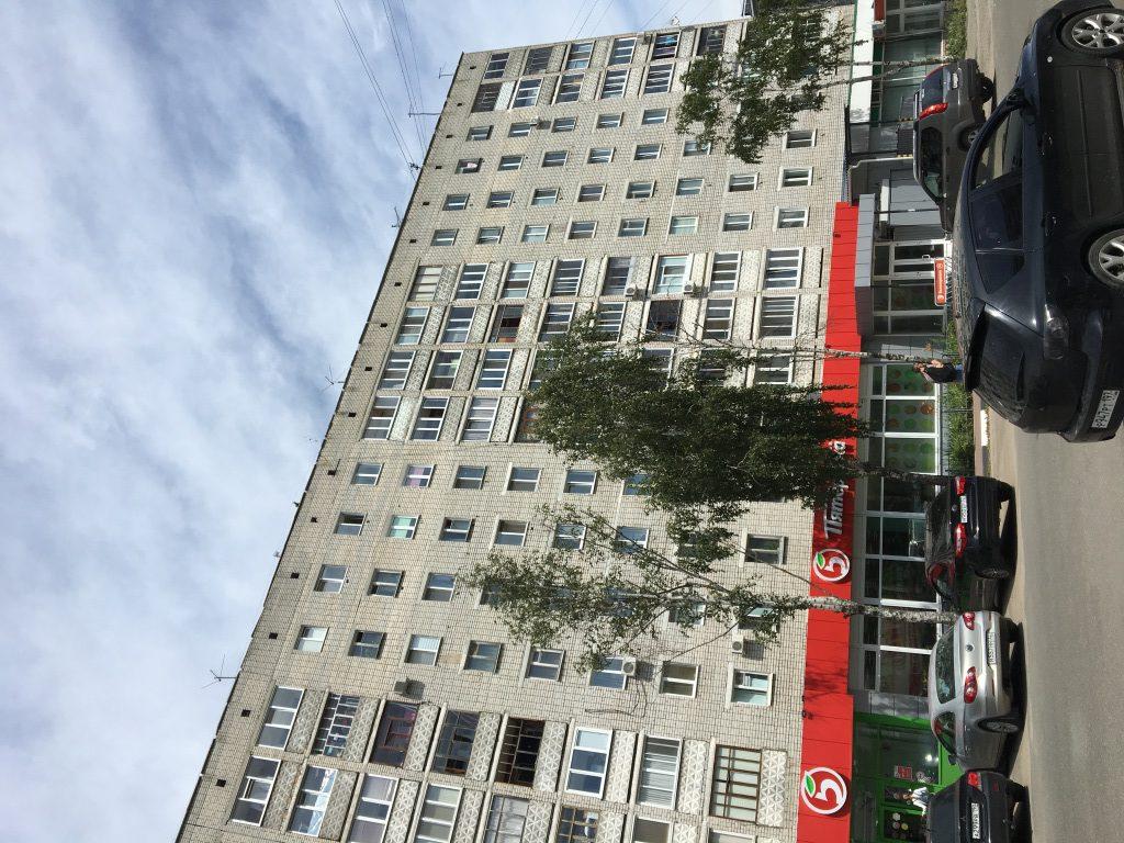 3 комнатная квартира в районе 1 горбольницы